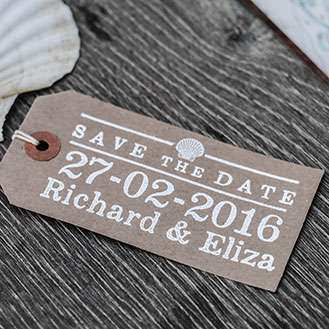 Nautical Save the Date 1