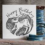 Greeting Card Stamps