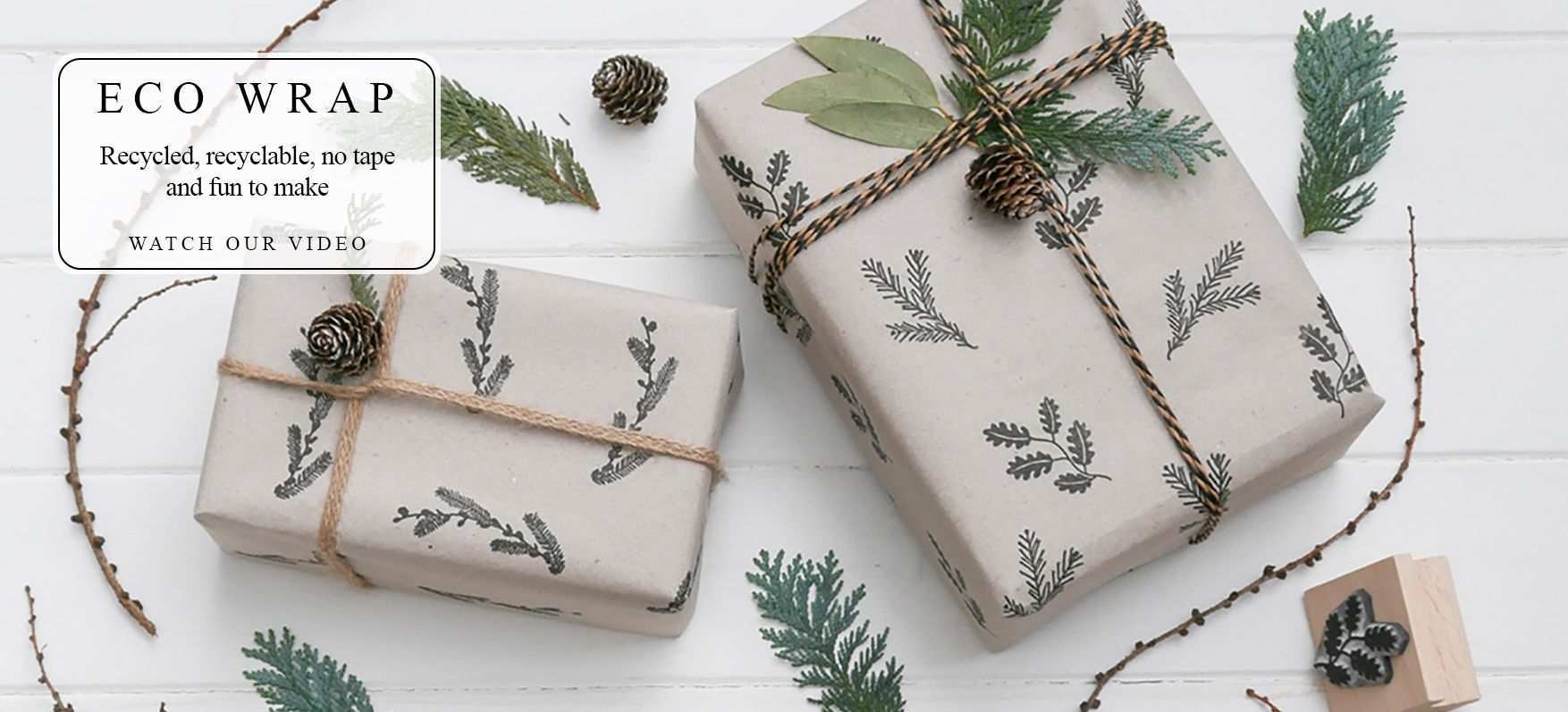 Eco Wrapping