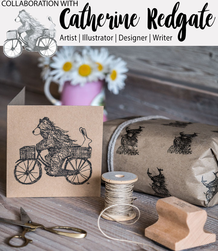 Catherine Redgate Collaboration