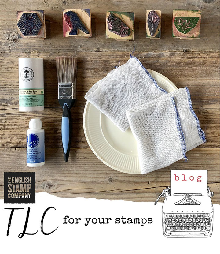 TLC for your stamps