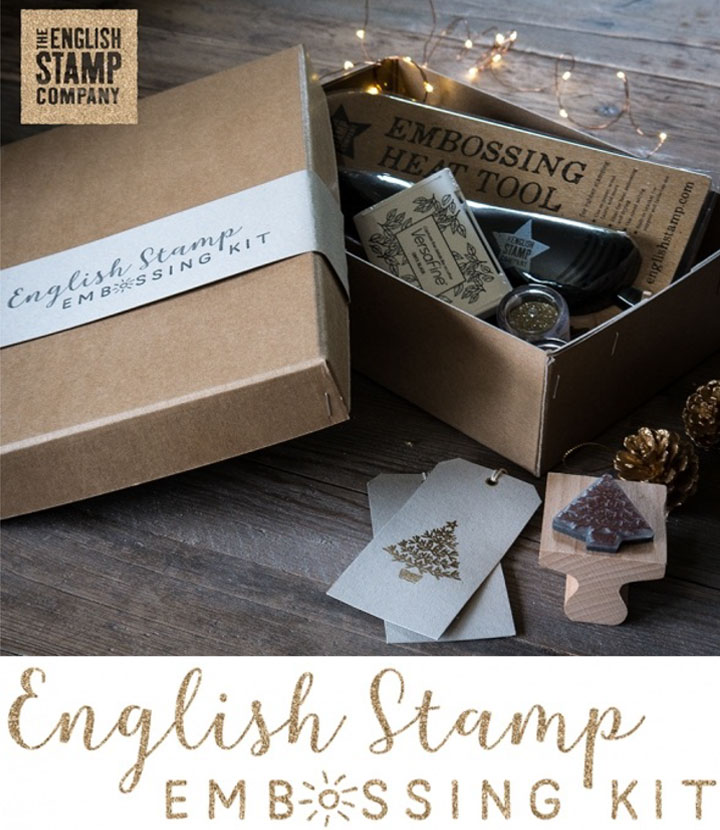 NEW Embossing Kit