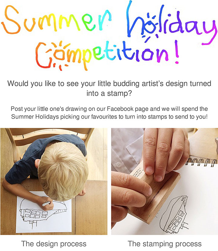 Summer Holiday Competition