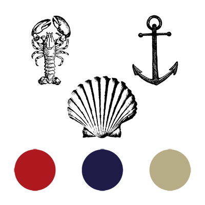 You can order this Nautical Stamp Set