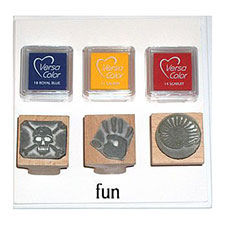 Order Fun Stamp Kit