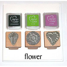 Order Flower Stamp Kit