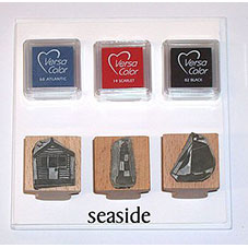 Order Seaside Stamp Kit
