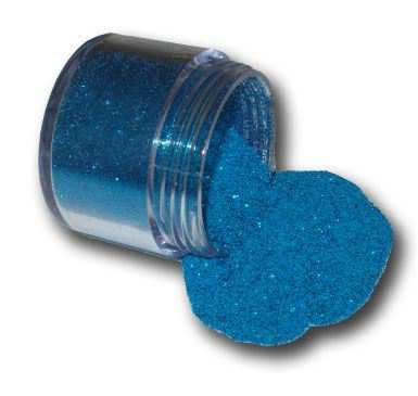 You can order this Blue Sparkle Embossing Powder
