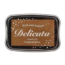 Delicata - Gold Personalised Stamp