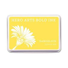 Hero Arts - Dandelion Rubber Stamp