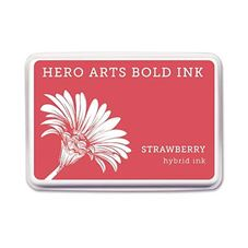 Hero Arts - Strawberry Personalised Stamp