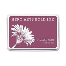 Hero Arts - Mulled Wine Personalised Stamp