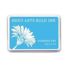 Hero Arts - Summer Sky Personalised Stamp