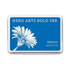 Hero Arts - Indigo Rubber Stamp