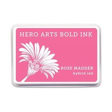 Hero Arts - Rose Madder Rubber Stamp