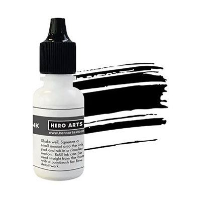 You can order this Hero Arts - Intense Black Refill