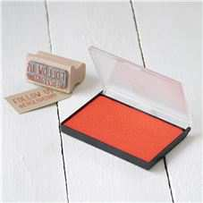 Medium - Light Coral Inkpads For Stamping