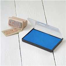 Medium - Ultramarine Rubber Stamp Inkpad