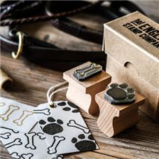 Dog Mini Kit Craft Stamp