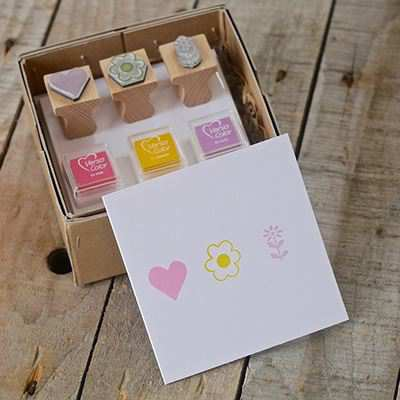You can order this Heart Stamp Kit