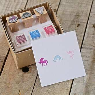 Order Unicorn Stamp Kit