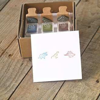 Order Dinosaurs Stamp Kit