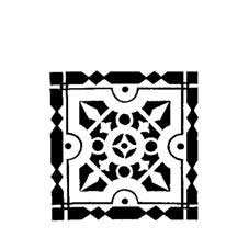 Cordoba Personalised Rubber Stamp