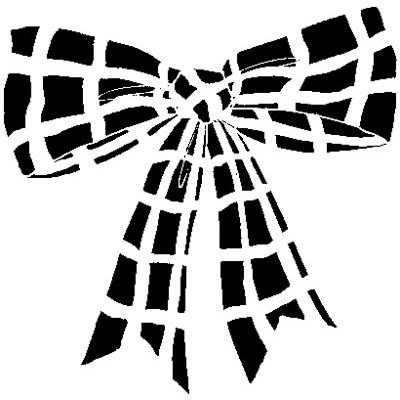You can order this Checked Bow