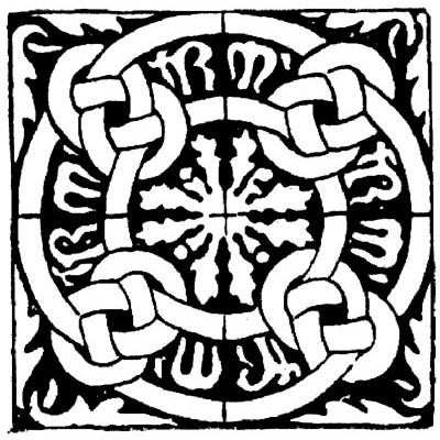 You can order this Celtic Knot 2