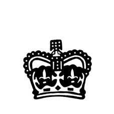 Crown Royale Personalised Stamp
