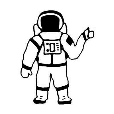 You can order this Astronaut
