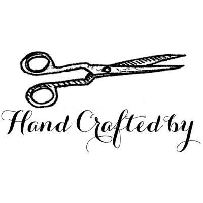 You can order this Hand Crafted by...scissors