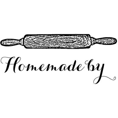 You can order this Homemade by...rolling pin