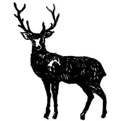 You can order this Stag Left