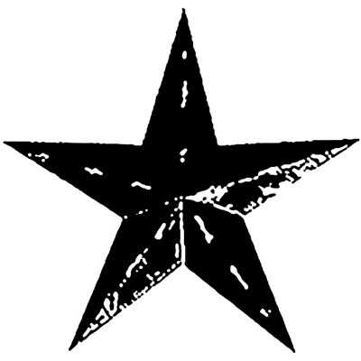 You can order this Barn Star