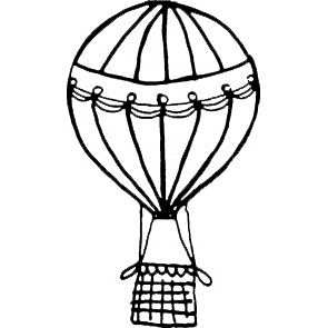 You can order this Hot Air Balloon