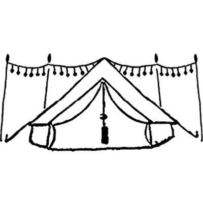You can order this Bell Tent