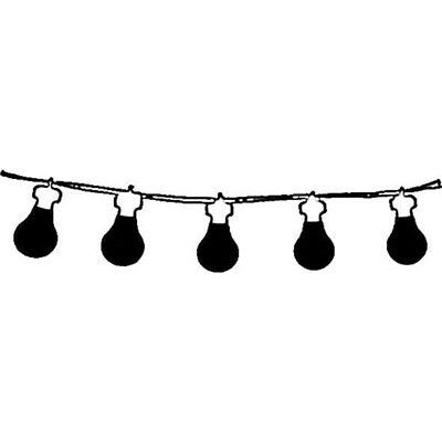 You can order this Festoon Lights Filled