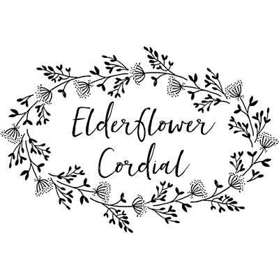 You can order this Elderflower Cordial