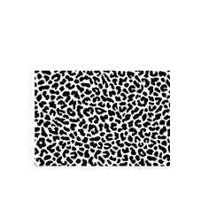 Leopard Print Rubber Stamp