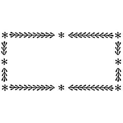 You can order this Laurel Border