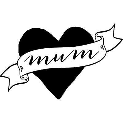 You can order this Mum Tattoo