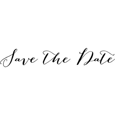 You can order this Save the Date 3