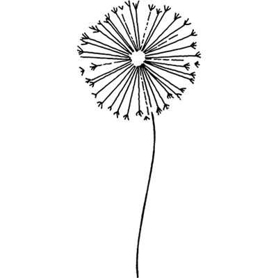 You can order this Dandelion Clock