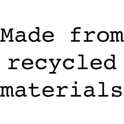 You can order this Recycled Materials