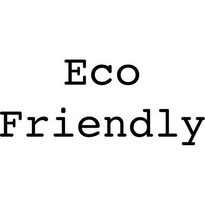 You can order this Eco-Friendly