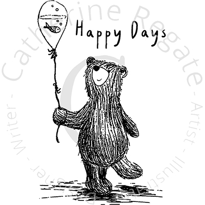 You can order this Happy Days Bear