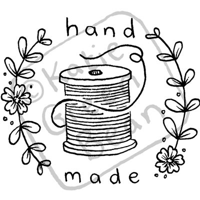 You can order this Hand Made Thread
