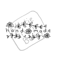 Hand Made Rubber Stamp