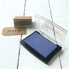 VersaColor Large - Smoke Blue Rubber Stamp Inkpad